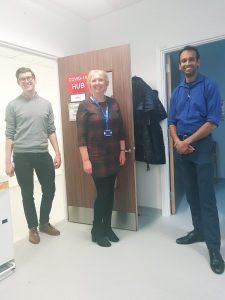 Assessment Hub Staff